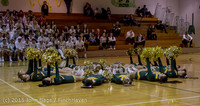16595 VIHS Winter Cheer at Halftime BBall v Sea-Chr 010915