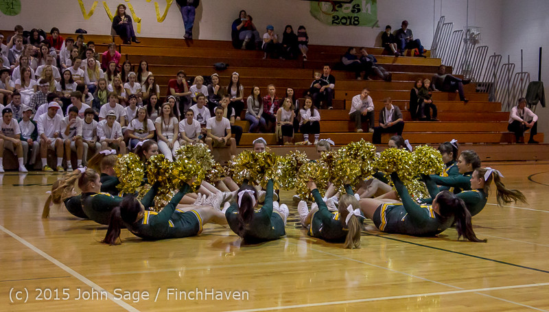 16604 VIHS Winter Cheer at Halftime BBall v Sea-Chr 010915