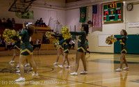 16672 VIHS Winter Cheer at Halftime BBall v Sea-Chr 010915