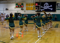18033 White Out and VIHS Band at BBall v Sea-Chr 010915