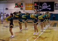 18034 White Out and VIHS Band at BBall v Sea-Chr 010915