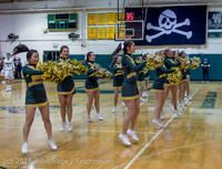18035 White Out and VIHS Band at BBall v Sea-Chr 010915