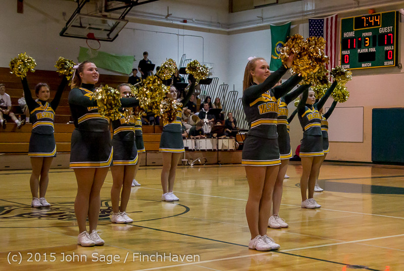 19453 VIHS Winter Cheer at Halftime BBall v Sea-Chr 010915