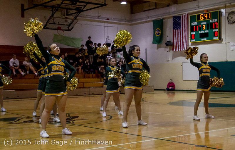 19628 VIHS Winter Cheer at Halftime BBall v Sea-Chr 010915