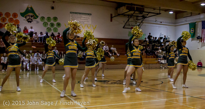 19646 VIHS Winter Cheer at Halftime BBall v Sea-Chr 010915