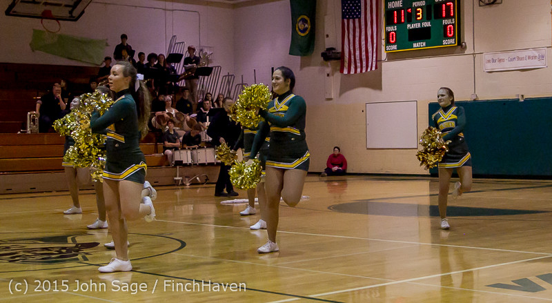 19704 VIHS Winter Cheer at Halftime BBall v Sea-Chr 010915