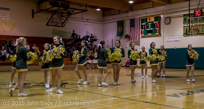 19750 VIHS Winter Cheer at Halftime BBall v Sea-Chr 010915