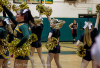 20759 VIHS Cheer-Band-Crowd at BBall v Seattle-Academy 121614