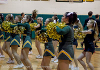 20765 VIHS Cheer-Band-Crowd at BBall v Seattle-Academy 121614