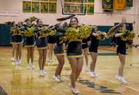 20772 VIHS Cheer-Band-Crowd at BBall v Seattle-Academy 121614
