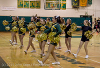 20786 VIHS Cheer-Band-Crowd at BBall v Seattle-Academy 121614