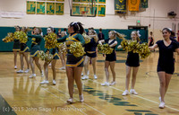 20800 VIHS Cheer-Band-Crowd at BBall v Seattle-Academy 121614