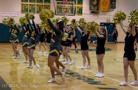 20806 VIHS Cheer-Band-Crowd at BBall v Seattle-Academy 121614