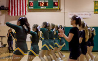 21491 VIHS Cheer-Band-Crowd at BBall v Seattle-Academy 121614