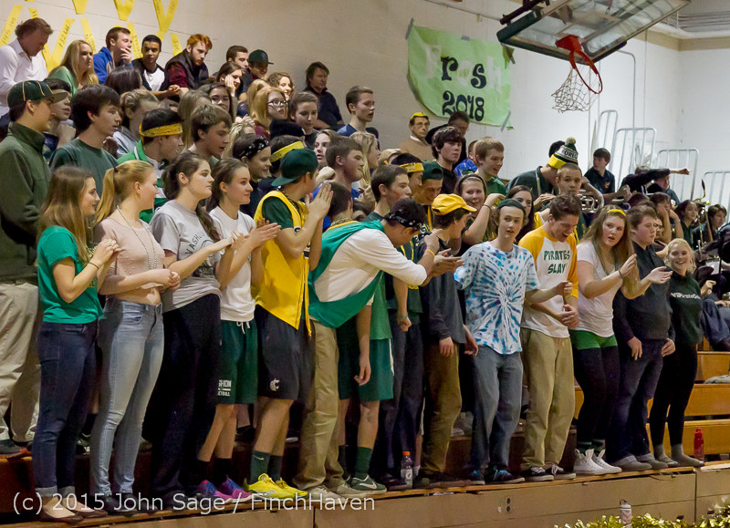 21510 VIHS Cheer-Band-Crowd at BBall v Seattle-Academy 121614