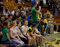 21880 VIHS Cheer-Band-Crowd at BBall v Seattle-Academy 121614