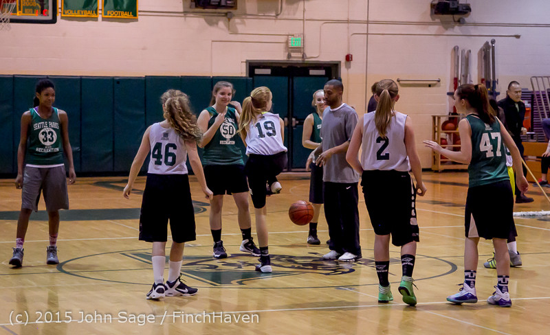 21890 VIJB 7-8 Girls at BBall v Seattle-Academy 121614