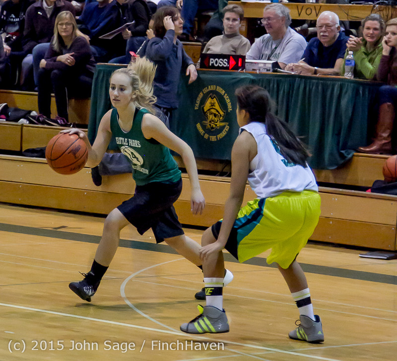 22036 VIJB 7-8 Girls at BBall v Seattle-Academy 121614