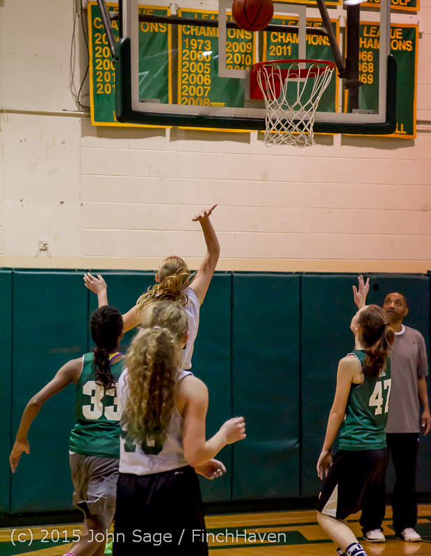 22141 VIJB 7-8 Girls at BBall v Seattle-Academy 121614