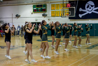 22752 VIHS Cheer-Band-Crowd at BBall v Seattle-Academy 121614
