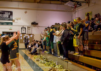 22786 VIHS Cheer-Band-Crowd at BBall v Seattle-Academy 121614
