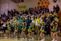 23069 VIHS Cheer-Band-Crowd at BBall v Seattle-Academy 121614