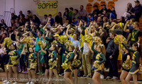 23078 VIHS Cheer-Band-Crowd at BBall v Seattle-Academy 121614