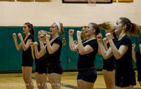 4062 VIHS Winter Cheer at Girls BBall v Port Angeles 120914