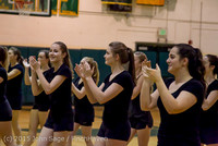 4074 VIHS Winter Cheer at Girls BBall v Port Angeles 120914