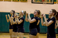4098 VIHS Winter Cheer at Girls BBall v Port Angeles 120914