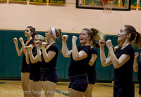 4099 VIHS Winter Cheer at Girls BBall v Port Angeles 120914