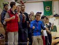 4105 VIHS Winter Cheer at Girls BBall v Port Angeles 120914