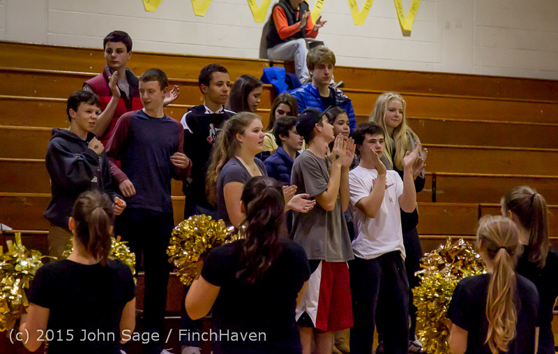 4316 VIHS Winter Cheer at Girls BBall v Port Angeles 120914