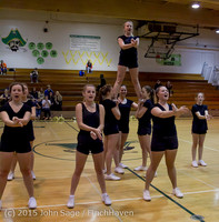 4482 VIHS Winter Cheer at Girls BBall v Port Angeles 120914