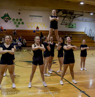 4484 VIHS Winter Cheer at Girls BBall v Port Angeles 120914