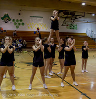 4487 VIHS Winter Cheer at Girls BBall v Port Angeles 120914