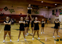 4528 VIHS Winter Cheer at Girls BBall v Port Angeles 120914
