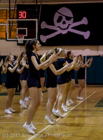 4941 VIHS Winter Cheer at Girls BBall v Port Angeles 120914