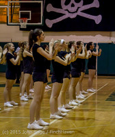 4950 VIHS Winter Cheer at Girls BBall v Port Angeles 120914
