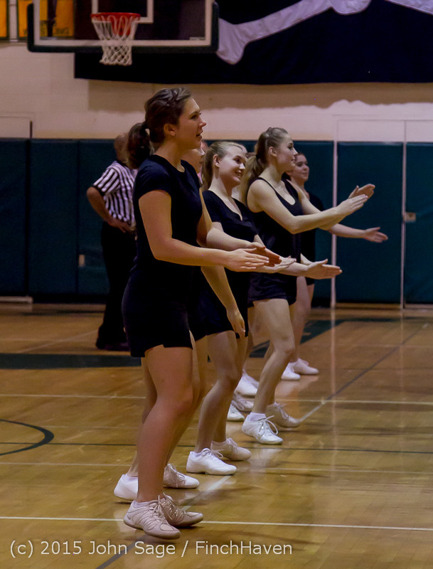 4960 VIHS Winter Cheer at Girls BBall v Port Angeles 120914