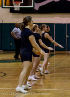 4971 VIHS Winter Cheer at Girls BBall v Port Angeles 120914