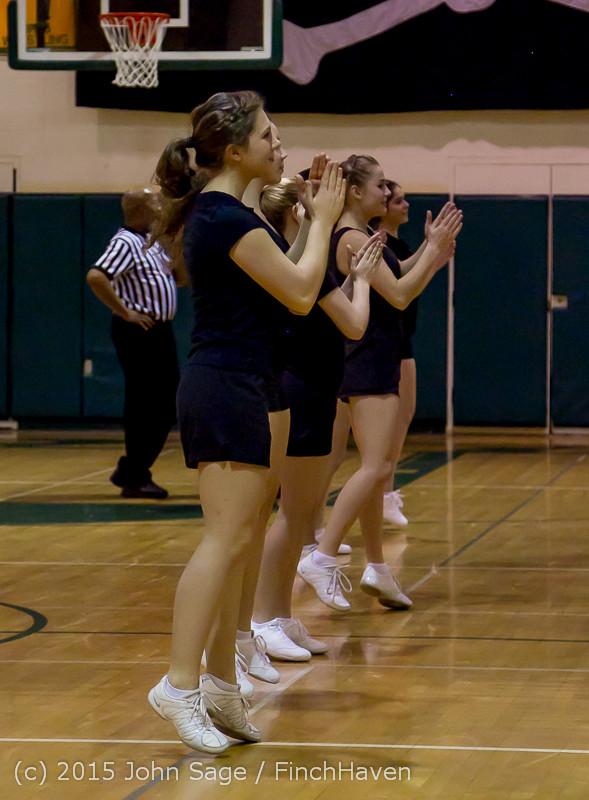 4973 VIHS Winter Cheer at Girls BBall v Port Angeles 120914
