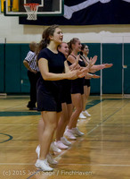 4978 VIHS Winter Cheer at Girls BBall v Port Angeles 120914