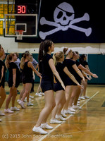 4979 VIHS Winter Cheer at Girls BBall v Port Angeles 120914