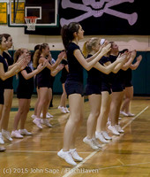 4982 VIHS Winter Cheer at Girls BBall v Port Angeles 120914