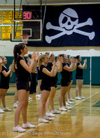 4993 VIHS Winter Cheer at Girls BBall v Port Angeles 120914