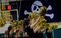 5079 VIHS Winter Cheer at Girls BBall v Port Angeles 120914