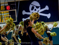 5086 VIHS Winter Cheer at Girls BBall v Port Angeles 120914