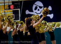 5090 VIHS Winter Cheer at Girls BBall v Port Angeles 120914