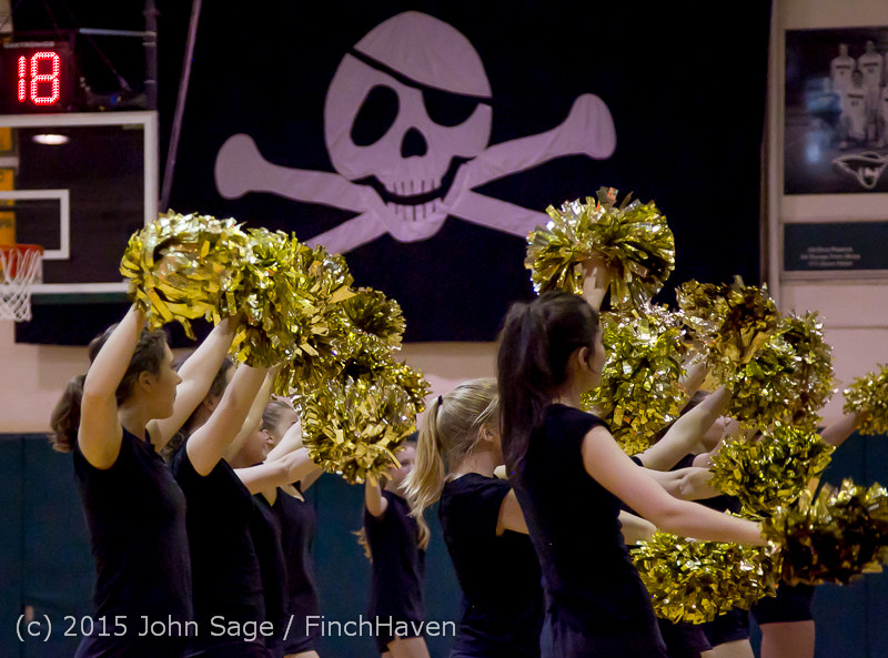 5098 VIHS Winter Cheer at Girls BBall v Port Angeles 120914